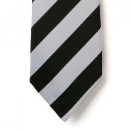 Striped Ties - Black & White