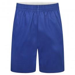 Poly Cotton PE Shorts