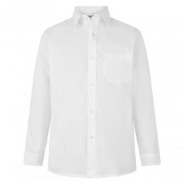 Boys Long Sleeve, Non Iron Shirt - Twin Pack