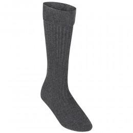 Boys Turnover Top Ribbed Socks