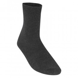Smooth Knit Ankle Socks