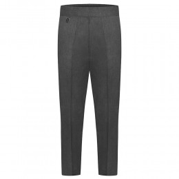 Half Elastic Pull-Up Eco-Trouser