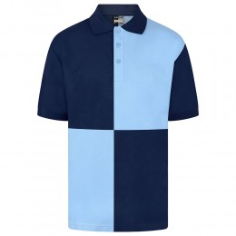 Tipped Polo Shirts (Panel) (MTO)