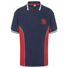 Tipped Polo Shirts (Panel/Tipped Collar) (MTO)