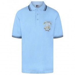 Tipped Polo Shirts (Colour Tipped Collar) (MTO)
