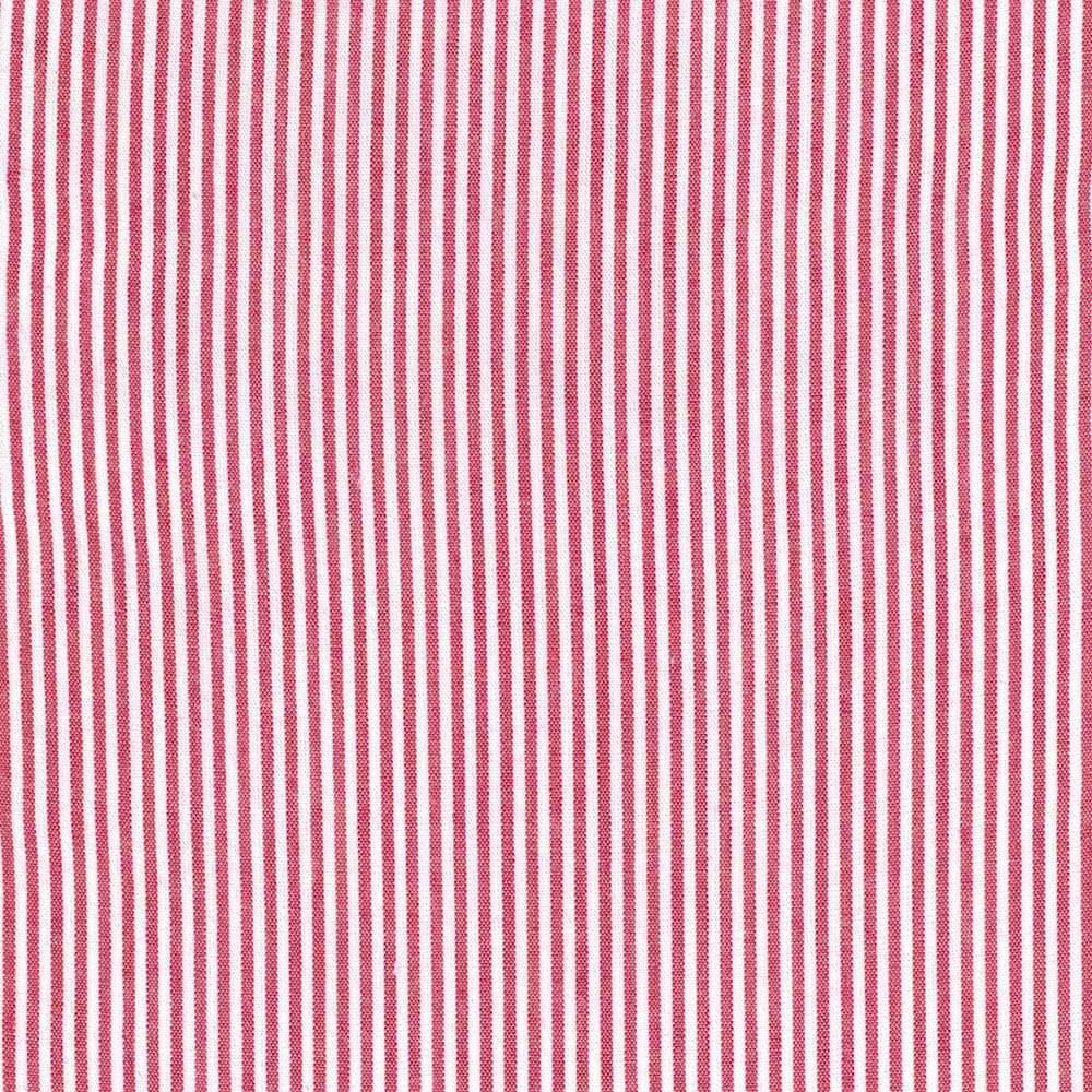 Woven Stripe Short Sleeve, Non Iron Revere Collar Blouse - Twin Pack (MTO)