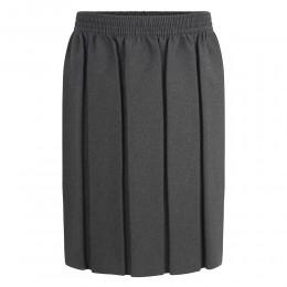 Box Pleat Skirt