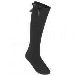 Knee High Socks With Bow