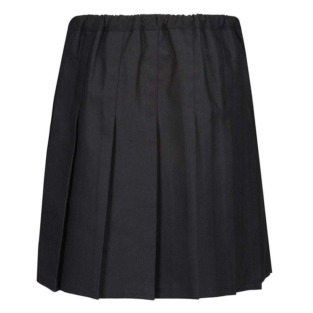 Junior Stitch Down Pleat Eco-Skirt