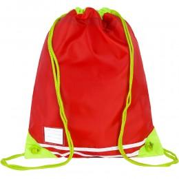 Hi-Viz Premium PE Bag