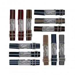 Striped Snake Belt