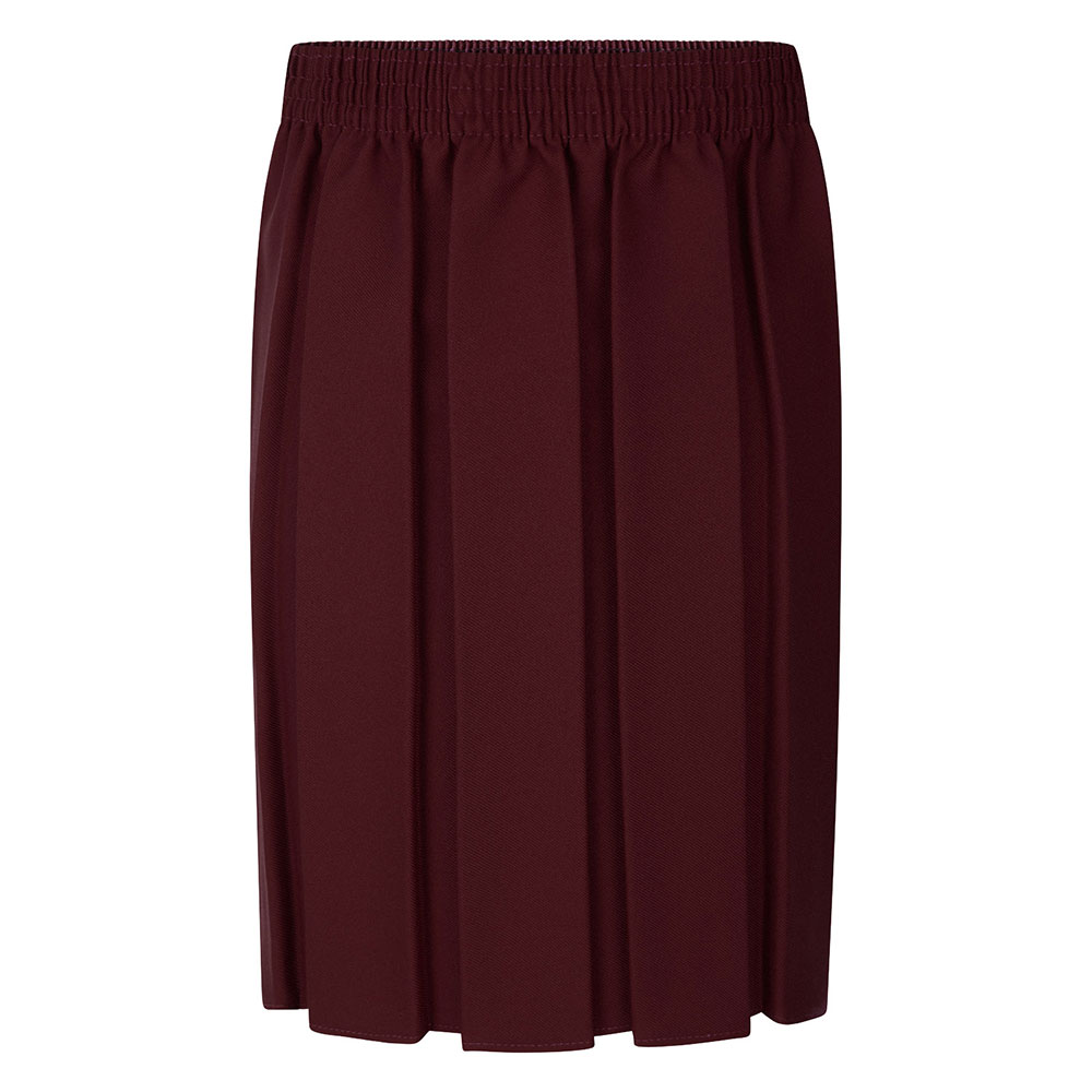 Skirts Amp Pinafores Box Pleat Skirt Zeco Schoolwear